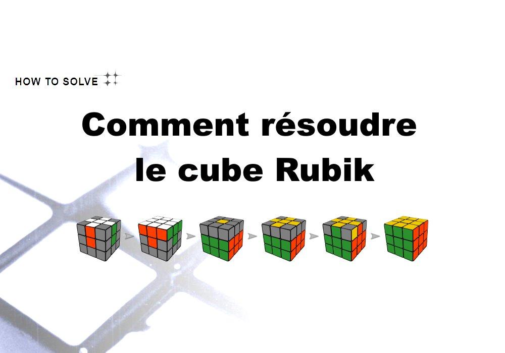 hot sale order pick up Comment résoudre le cube Rubik