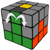rubix solution guide left right